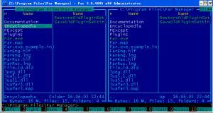 文件管理器Far Manager v3.0 Build 4695