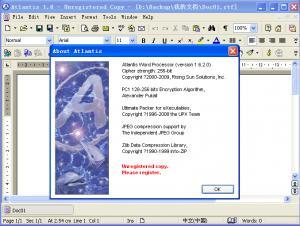 文字处理|Atlantis Word Processor v2.0.2.0