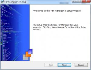 Far Manager v3.0 Build 4732