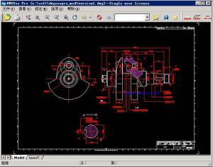 DXF文件查看器|DWG FastView v2.5