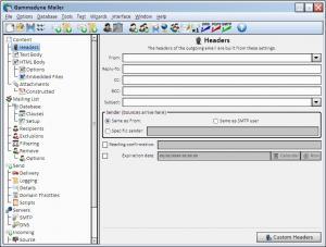 邮件处理|Gammadyne Mailer v49.0