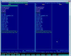 文件管理|Far Manager v3.0 Build 4742
