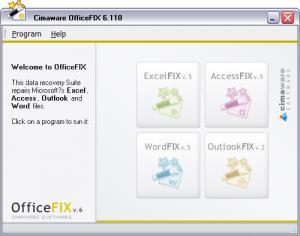 OfficeFIX(Office修复工具) v6.115
