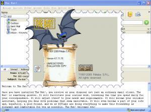 邮件客户端|The Bat! v7.2
