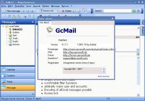邮件客户端|GcMail v8.1.3.0