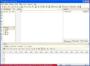 CSS设计辅助工具|TopStyle v5.0.0.107