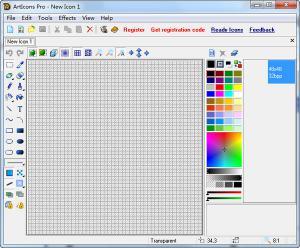 图标制作工具|ArtIcons v5.49 多国语言版