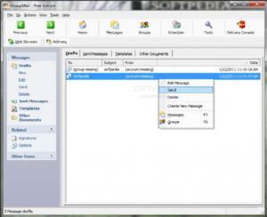电子邮件群发软件|GroupMail Free Edition 6.00.27