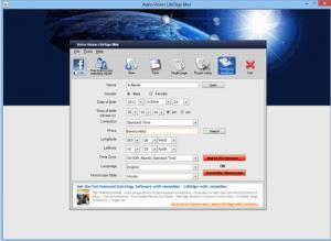 天文视觉占星工具Astro-Vision LifeSign Mini v1.0.6 免费版