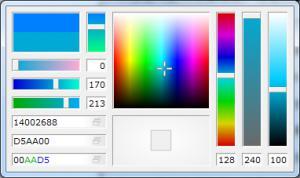 屏幕取色工具|pkColorPicker 1.01 绿色版
