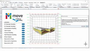 结构建模和分析工具包|Midland Valley Move 2016.1 破解版