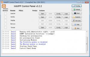 建站集成软件包|XAMPP v7.0.9
