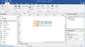 网页生成工具|WYSIWYG Web Builder v11.2.4