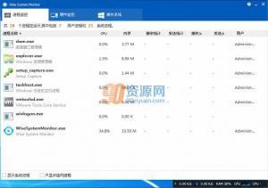 系统监视器|Wise System Monitor v1.43 多语版