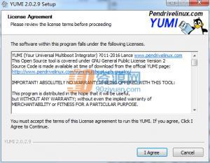 多引导多系统USB启动盘 YUMI 2.0.2.9