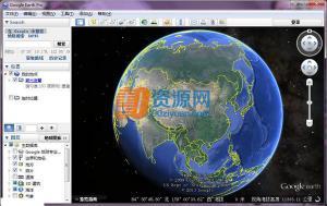 谷歌地球 v7.1.2.2041 中文版