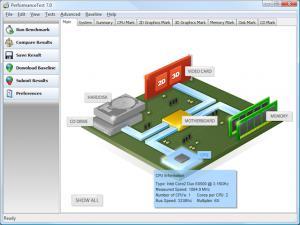 电脑性能测试|Passmark PerformanceTest v9.0 Build 1002