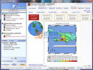 天气预报软件Earth Alerts 2016.1.28
