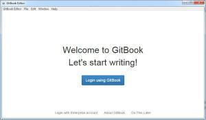 图书编辑器|Gitbook editor 6.2.1