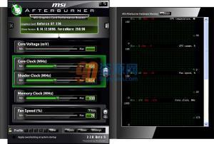 微星显卡超频软件|MSI Afterburner v4.3.0.9267