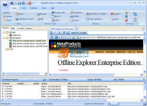 离线浏览工具|Offline Explorer Pro v7.3.4542 SR1