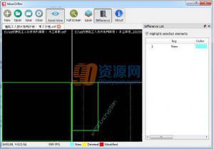CAD图纸对比软件(MoziDiffer) 2.1.0.0