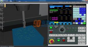 机械电子Machining数控仿真软件 1.2.9.3