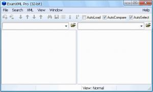 XML比较工具 ExamXML v5.50 Build 1080