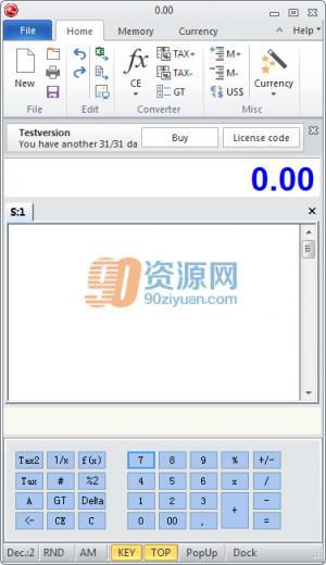 DeskCalc计算器 v8.1.7