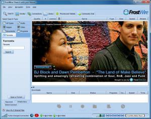 p2p文件共享 FrostWire6.3.5