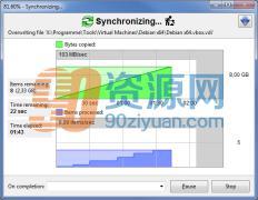 开源文件夹FreeFileSync 8.6