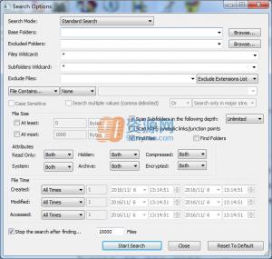 文件搜索|SearchMyFiles v2.76