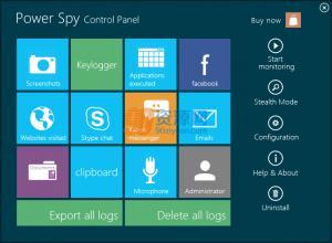 系统监视|Power Spy v12.15