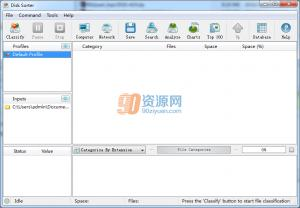 文件归类 Disk Sorter v9.1.12