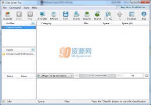 档案分类 Disk Sorter Pro v9.1.12