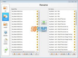 影视文件更名工具 FileBot v4.7.5 RC 1