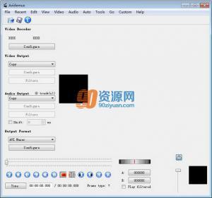 视频编辑器 Avidemux v2.6.15