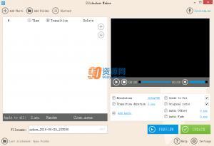 幻灯片视频制作|IceCream Slideshow Maker v2.13