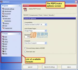 创建PDF文档|PDFCreator v2.4.0.213