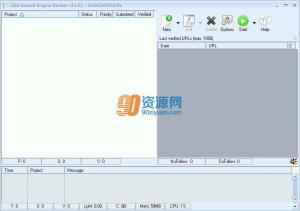 搜索引擎|GSA Search Engine Ranker v11.40