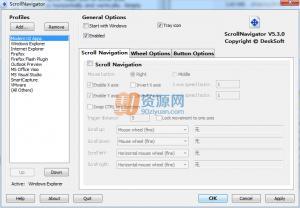 鼠标滚轮增强|ScrollNavigator v5.3.0