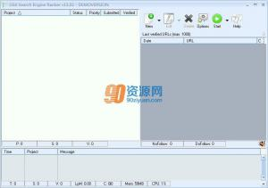GSA Search Engine Ranker(搜索引擎) v11.60