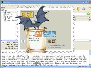 邮件客户端The Bat! v7.4.10