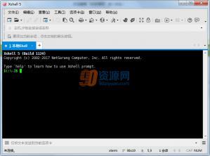 SSH客户端Xshell v5.0.1124