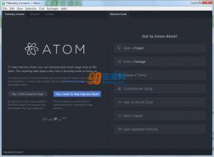 Atom编辑器 v1.15.0 Beta 2