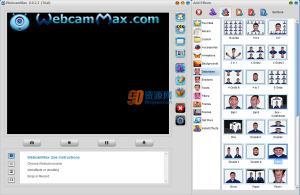WebcamMax(虚拟视频软件) v8.0.3.8