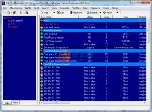网络监测Advanced Host Monitor v10.54