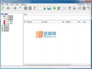 EF Multi File Renamer v4.90-文件批量更名