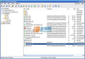 文件管理EF CheckSum Manager v8.30