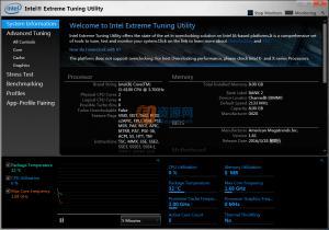 英特尔超频软件(Intel Extreme Tuning Utility) v6.2.0.24